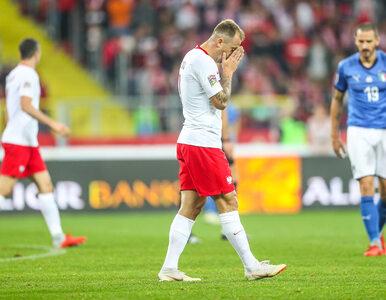 Spadek reprezentacji Polski w rankingu FIFA. Tak słabo nie było od dawna