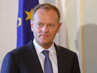 Tusk: Funkcja przewodniczącego RE jest prawdopodobnie moją ostatnią
