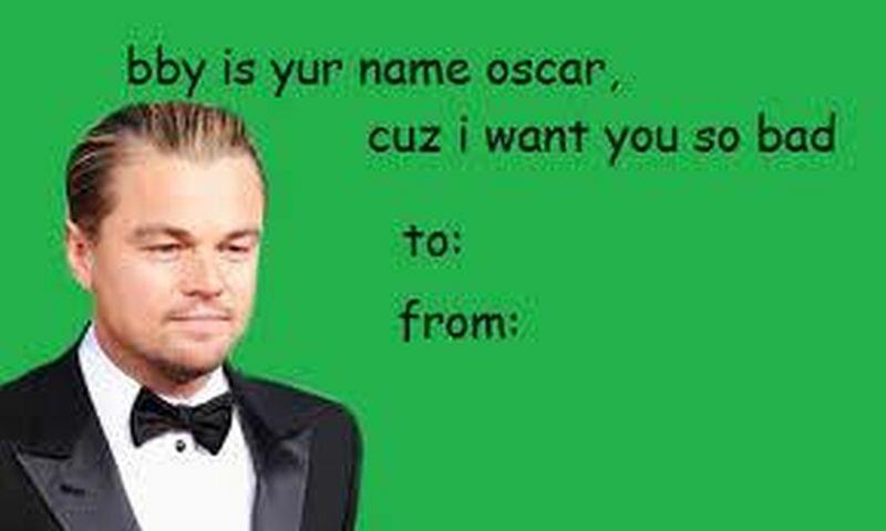 Czy twoje imię to Oscar? Pytam, ponieważ tak bardzo cię pragnę