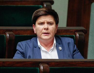 Incydent podczas spotkania z Beatą Szydło w Lublinie. Interweniowała...