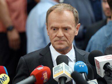 """Tusk sugeruje, że polskim rządem mogą sterować z Kremla. """"Zbyt podobne..."""