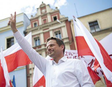 """Trzaskowski pogratulował Dudzie wygranej. """"Oby ta kadencja była..."""