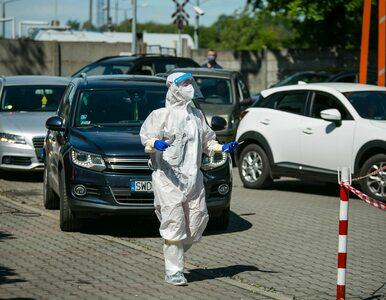Rekord zakażeń w Polsce. Ponad 120 przypadków koronwirusa wśród górników
