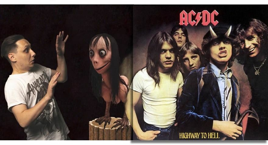 AC/DC — Highway To Hell (1979)