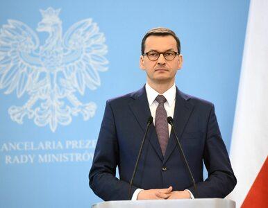 Premier Morawiecki: Nasz cel to Polska silna, sprawiedliwa i dostatnia