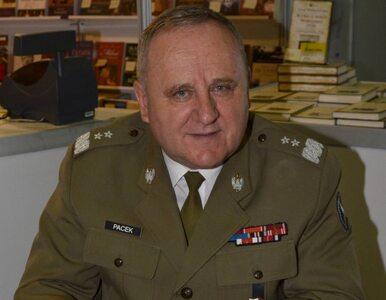 Gen. Pacek: Postawić tamę zielonym ludzikom