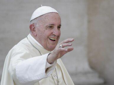 """Papież wyznaje, że poddawał się terapii. """"Bardzo mi to pomogło"""""""