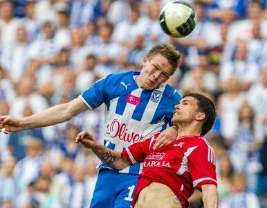 T-Mobile Ekstraklasa: Rudniew przedłuża szanse Lecha na mistrzostwo Polski