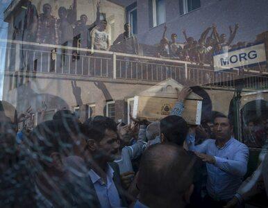 """20 tys. Kurdów na ulicach Düesseldorfu. """"Dziś Kobane, a jutro...?"""""""