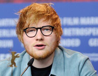 Piosenka Eda Sheerana w kampanii antyaborcyjnej. Ostra reakcja artysty