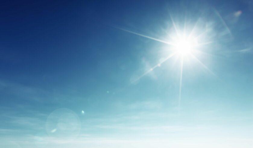 Słońce, zdj. ilustracyjne