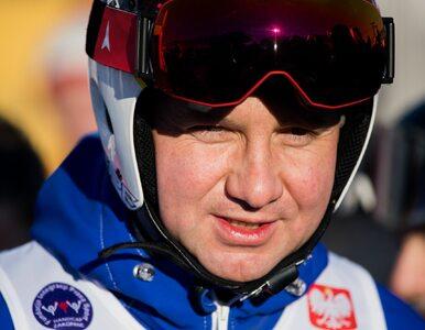Andrzej Duda zagrozi pozycji Kamila Stocha? Według Kancelarii ma wziąć...