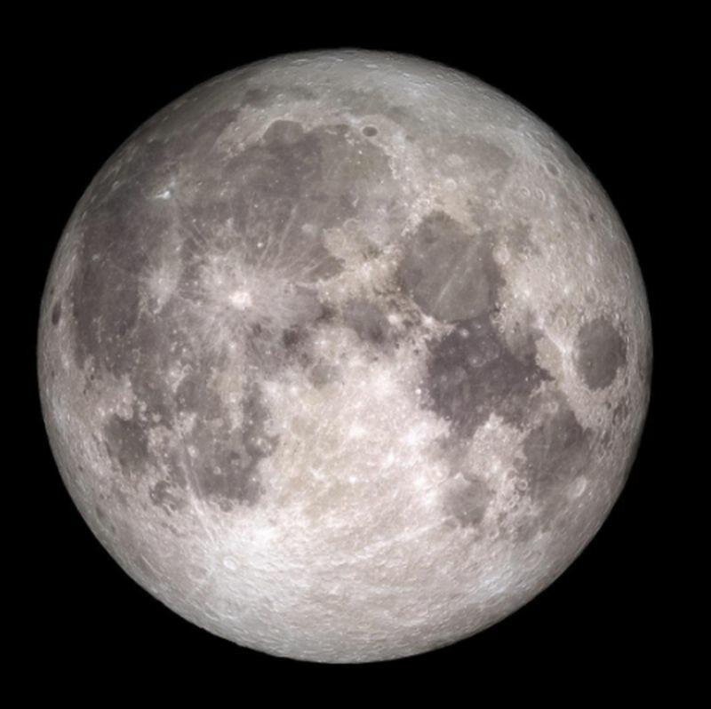 Pełnia księżyca z 14 listopada 2016. 695,343 polubień