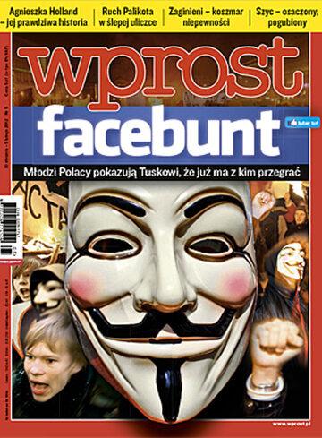 Okładka tygodnika WPROST: 5/2012