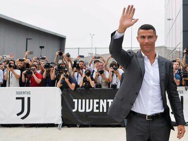 Cristiano Ronaldo już w Turynie! Są pierwsze zdjęcia