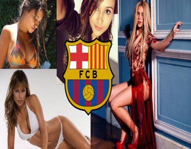 Gran Derbi na trybunach. WAGs Realu i Barcelony