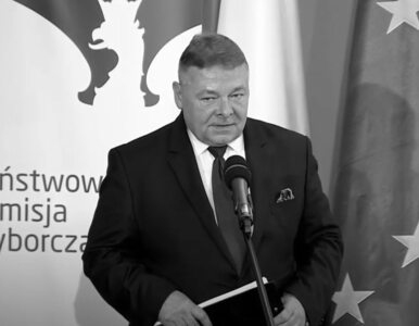 Jeszcze wczoraj prowadził konferencję PKW. Nie żyje Tomasz Grzelewski