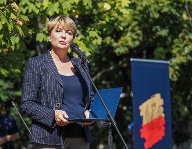 Zdanowska skrytykowała łódzkie listy KO. Doczekała się ostrej odpowiedzi