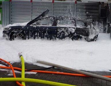 Wlała benzynę do diesla. Wóz spłonął, bo próbowała wyssać paliwo...