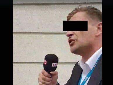 Były dziennikarz TVP z zarzutami za awanturę w pendolino