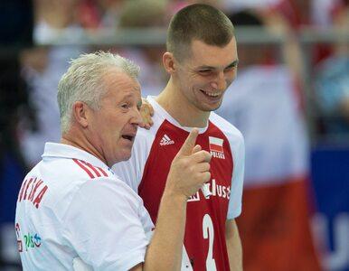 Wzruszony Vital Heynen przemawiał po polsku. Zachęcał kibiców do śpiewania