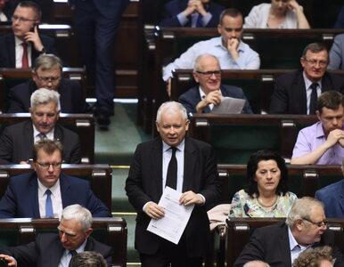Kaczyński: Są w PiS ludzie, którzy uważają, że jest dobrze i zawsze...