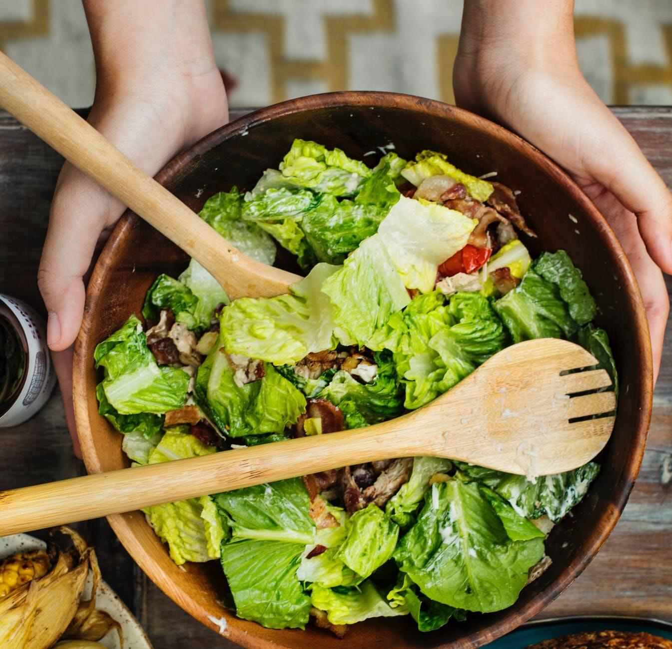 Które z tych warzyw ma najwięcej kalorii w 100g?