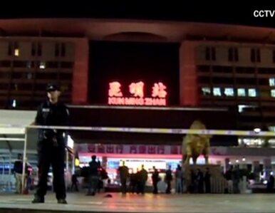Masakra na dworcu w Chinach. 27 osób zasztyletowanych