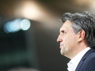 Romeo Jozak zwolniony. Legia żegna trenera na sześć kolejek przed końcem...