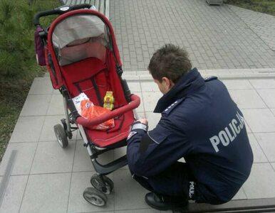 1,5-roczny chłopiec porzucony w Bydgoszczy. Policja szuka rodziców