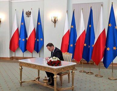 500 złotych na dziecko. Prezydent Andrzej Duda podpisał ustawę