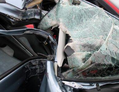 Samochód rozbił się na drzewie. 19-latka nie żyje, dwie w szpitalu