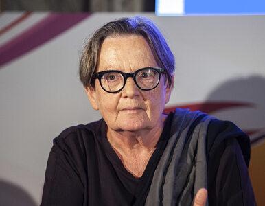 """Agnieszka Holland: """"Obywatel Jones"""" to aluzja m.in. do prezesa Kaczyńskiego"""