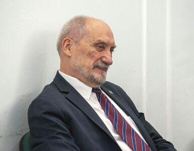 """Grodzki chce przekonać Macrona, żeby """"dano Polsce szansę"""". Macierewicz..."""