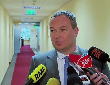"""Prezes PKP Intercity nie chce odpowiadać na pytania. """"Nie pomagają w..."""