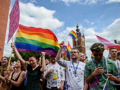 """""""Kpiny z katolicyzmu"""" na Paradzie Równości w Gdańsku? Fala komentarzy po..."""