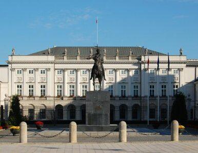 Pałac Prezydencki uczci ofiary katastrofy