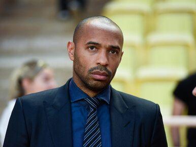 Słynny napastnik Thierry Henry będzie trenował Kamila Glika