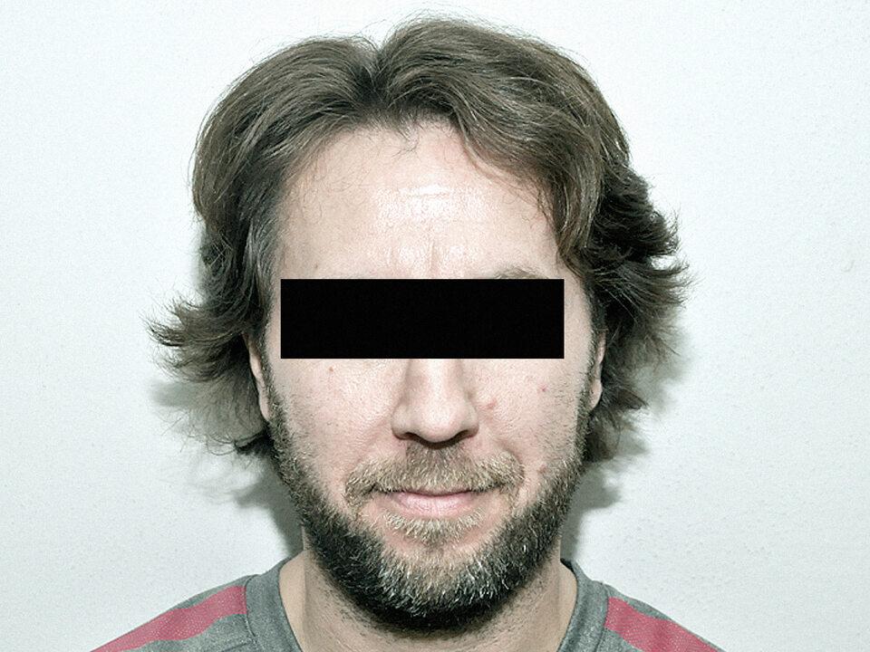 Rafała S. ps. Szkatuła zatrzymany (11.05.2011 r.)