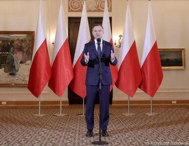 Andrzej Duda w specjalnym orędziu ujawnił datę referendum konstytucyjnego