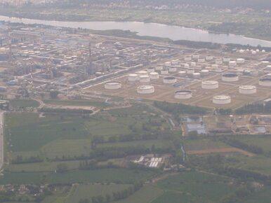 Praca rafinerii Grupy Lotos została zatrzymana z powodu przerwy w zasilaniu