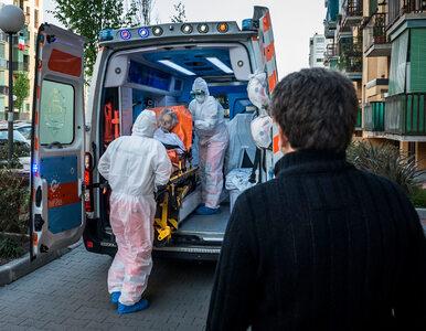Koronawirus we Włoszech. Nie żyje 94 lekarzy i kilkadziesiąt osób...