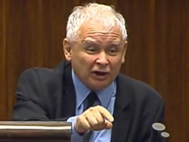 Sejmowa komisja etyki zajmie się słowami Kaczyńskiego. Wnioskował o to...
