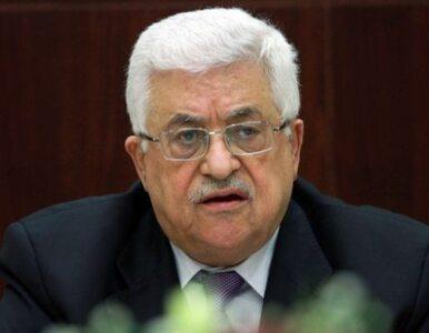 Palestyna do Izraela: przestańcie się tu osiedlać, to będzie pokój