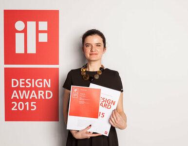 Amica z prestiżową nagrodą iF DESIGN AWARD 2015