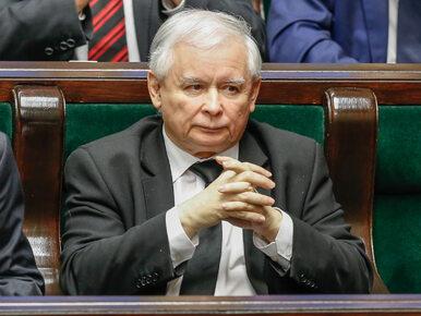 Kaczyński skomentował sukces polskich piłkarzy i awans na mundial