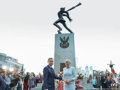Prezydent Andrzej Duda murem za polonią. Oświadczenie w sprawie Pomnika...