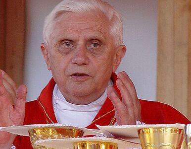 Benedykt XVI: życie ludzkie jest pełne zła, cierpienia i dramatów