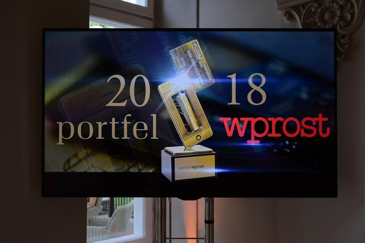 Gala Portfel Wprost 2018