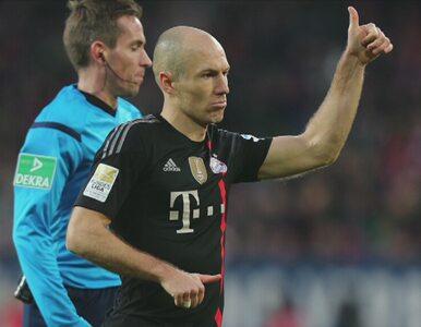 Robben zaatakowany przez krokodyla? I tak asystował przy golu...